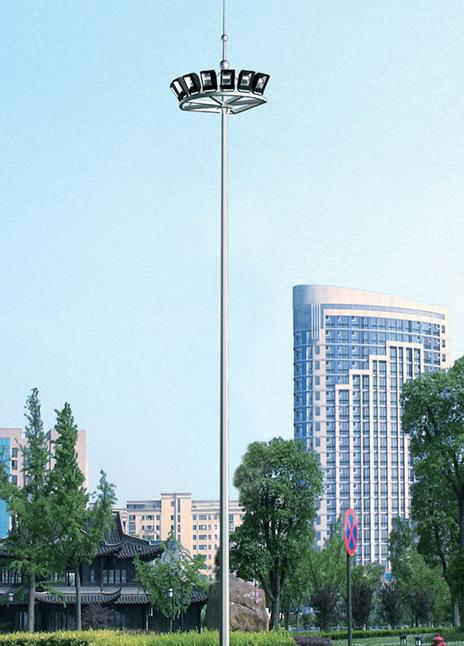 18米中杆灯