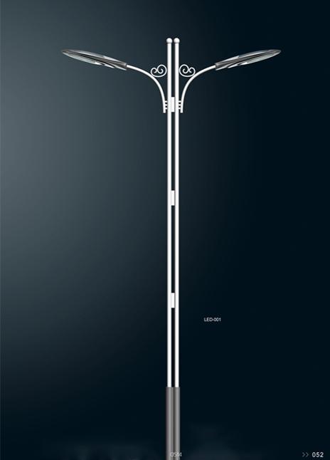 11米双臂路灯