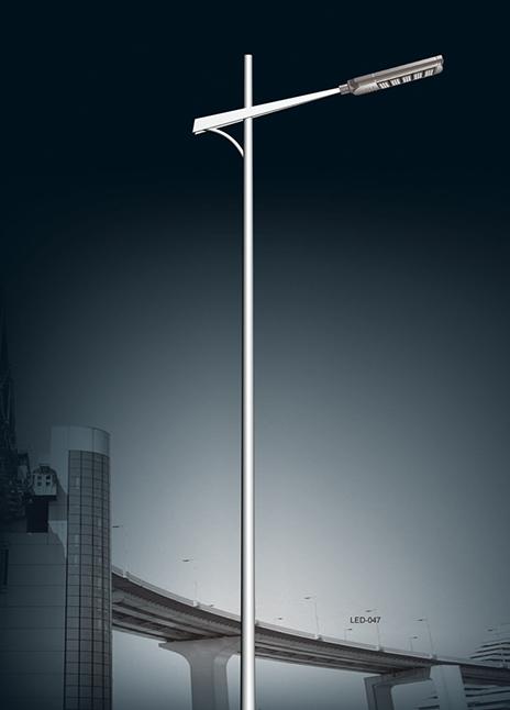 9米单臂路灯