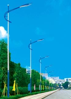 LED路灯灯杆