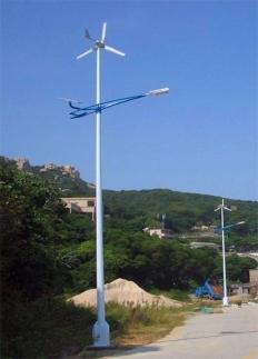 8米80W太阳能路灯