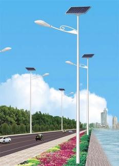 小区太阳能路灯