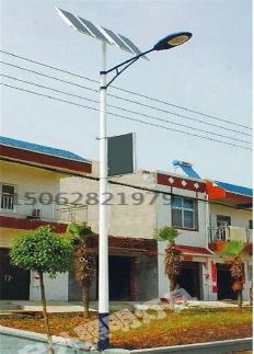 扶贫太阳能路灯