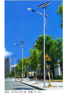 高邮市飞利祥6米30W太阳能路灯厂家