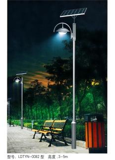 5米庭院灯