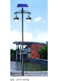 3米LED庭院灯