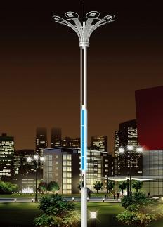 15米广场灯