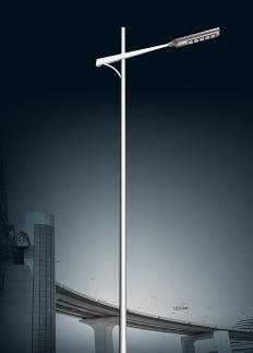 福建省9米单臂路灯