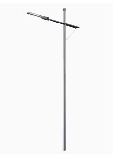 LED单臂路灯