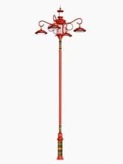 6米市电路灯
